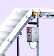 Conveyors and storage equipment